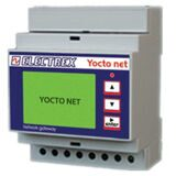 YOCTO NET WEB D4 9÷36V 2DI 2DO NETWORK BRIDGE
